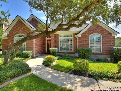 San Antonio Single Family Home New: 1522 Belclaire