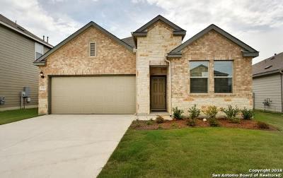 Bexar County Single Family Home New: 10430 Francisco Way