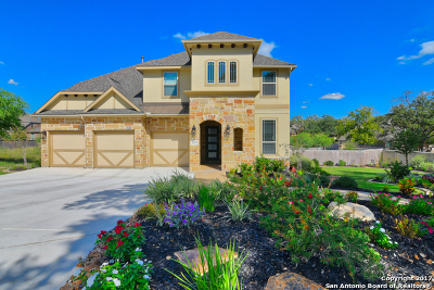 Boerne Single Family Home New: 28702 Front Gate