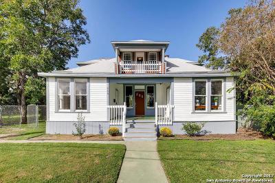 Single Family Home Price Change: 519 Monumental