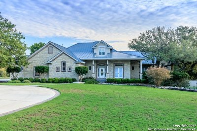 Boerne Single Family Home New: 325 Wild Turkey Blvd