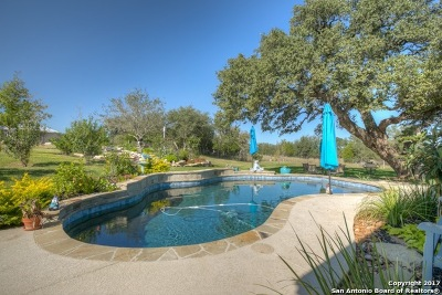 New Braunfels Single Family Home For Sale: 2378 Appellation