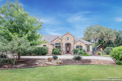 Fair Oaks Ranch Single Family Home New: 8609 Cavalry Dr
