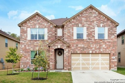 Bexar County Single Family Home New: 7710 Erin Paige