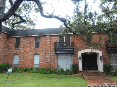 San Antonio Condo/Townhouse New: 7500 Callaghan Rd #230