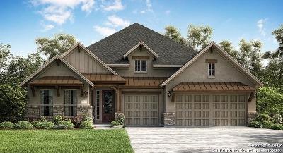 San Antonio Single Family Home New: 16946 Sonoma Ridge