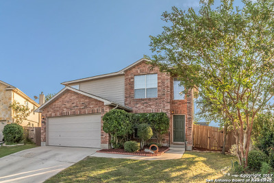 New Braunfels Single Family Home Price Change: 534 Zapata Cir