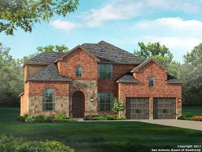 Bexar County Single Family Home New: 25823 Green