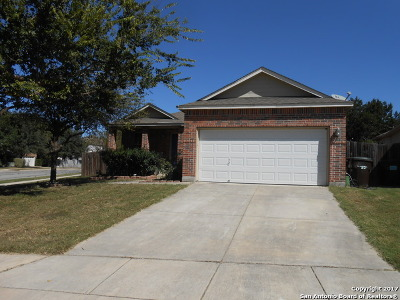 Cibolo Single Family Home For Sale: 149 Goldenrod Cv