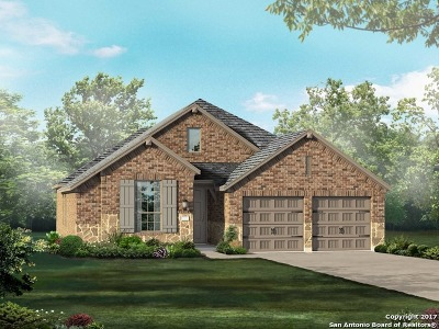 Boerne Single Family Home Back on Market: 9776 Innes