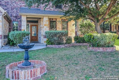 Schertz Single Family Home New: 1201 Gwendolyn Way