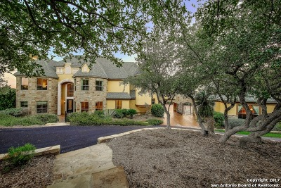 Boerne Single Family Home New: 27254 Ranchland Vw