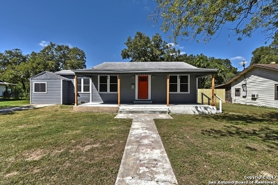Schertz Single Family Home New: 517 Wright Ave
