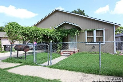 Bexar County Multi Family Home New: 335 Monticello Ct