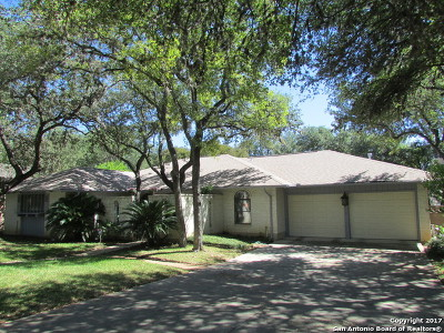 San Antonio Single Family Home New: 10202 Kings Grant Dr