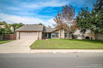 San Antonio TX Single Family Home New: $193,000