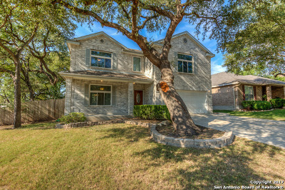 Schertz Single Family Home New: 3445 Dartmouth Cv