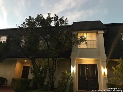 San Antonio Condo/Townhouse New: 7834 Broadway St #104