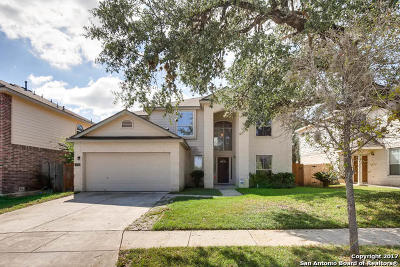 Helotes Single Family Home New: 8743 Feather Trl