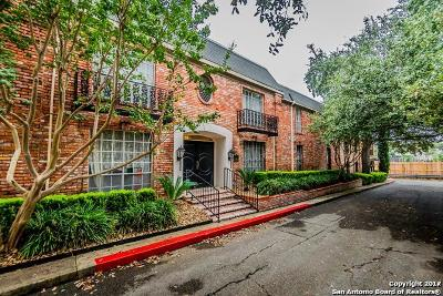 San Antonio Condo/Townhouse New: 7500 Callaghan Rd #195