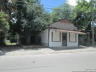 San Antonio Single Family Home New: 300 Helena St
