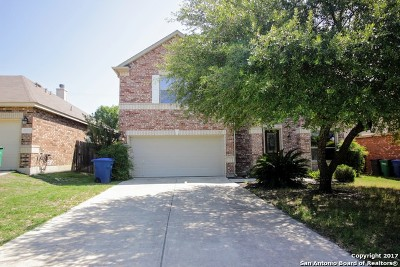 San Antonio Single Family Home New: 24306 Brazos Stage