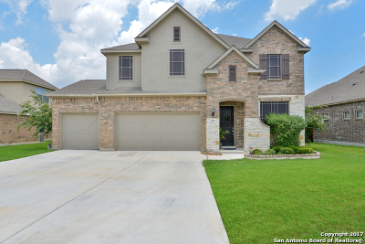 San Antonio Single Family Home New: 11523 Sweet Destiny