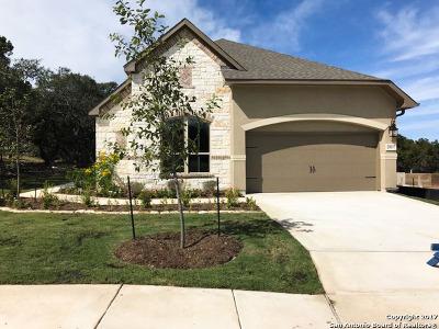 San Antonio Single Family Home New: 28117 Bass Knoll