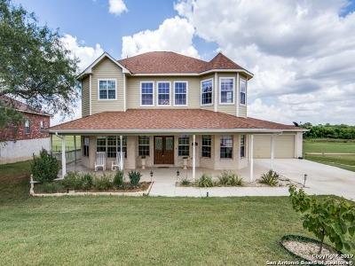 Wilson County Single Family Home New: 132 Grand Vw