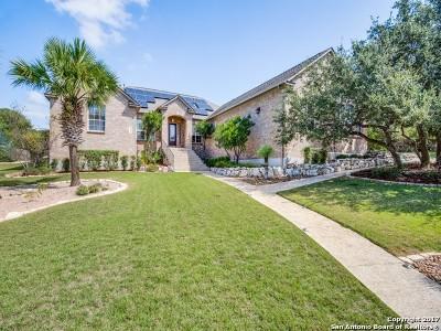 San Antonio Single Family Home New: 21514 Roan Blf