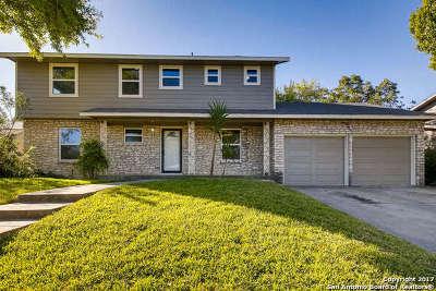 San Antonio Single Family Home New: 3410 Colony Dr