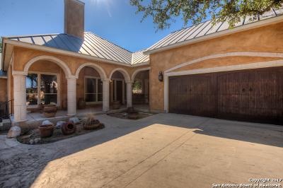 San Antonio Single Family Home New: 16918 Silverwood Dr