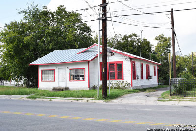 San Antonio Single Family Home New: 531 Center St