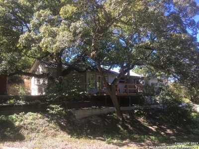 Bandera County Single Family Home For Sale: 3474 Faris Ranch Rd