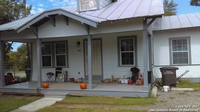 Bexar County Multi Family Home New: 1001 Schley Ave