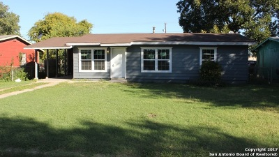 Bexar County Single Family Home For Sale: 4343 Wild Oak Dr