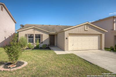 Cibolo Single Family Home New: 209 Gatewood Fls