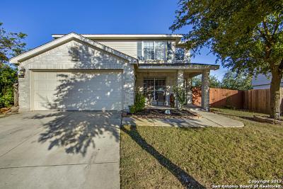 San Antonio Single Family Home New: 7410 Gamble Oak Dr