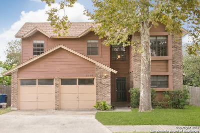 San Antonio Single Family Home New: 7715 Dashwood