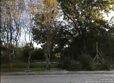 San Antonio Residential Lots & Land Back on Market: 914 W French Pl