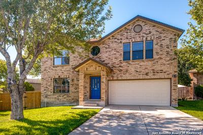 San Antonio Single Family Home New: 15010 Sue Ellen Circle