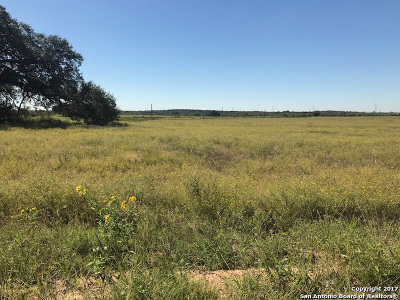 Wilson County Residential Lots & Land New: 16319 County Road 350