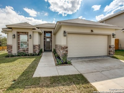 San Antonio Single Family Home New: 1114 Butterfly Loop