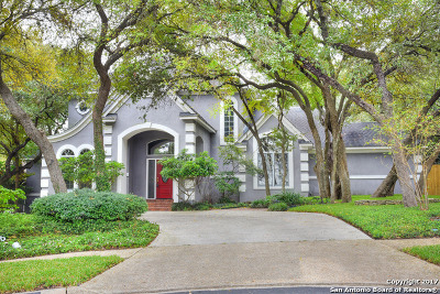 San Antonio Single Family Home Back on Market: 1206 Vista Del Rio