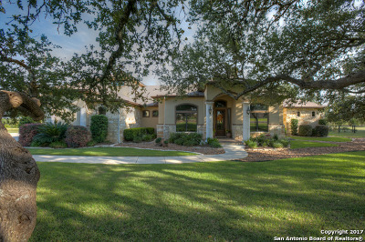 New Braunfels Single Family Home For Sale: 2280 Deer Run Rdg