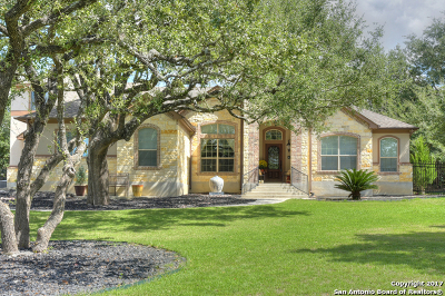 San Antonio Single Family Home New: 27702 Bordelon Way