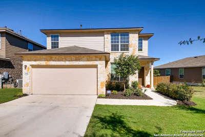 San Antonio Single Family Home New: 13323 Canadian Parke