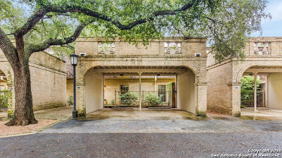San Antonio Condo/Townhouse New: 7731 Broadway St #BLDG