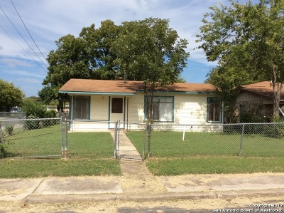 San Antonio Single Family Home New: 439 W Academy St