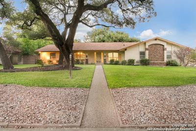 San Antonio Single Family Home New: 3731 Marymont Dr